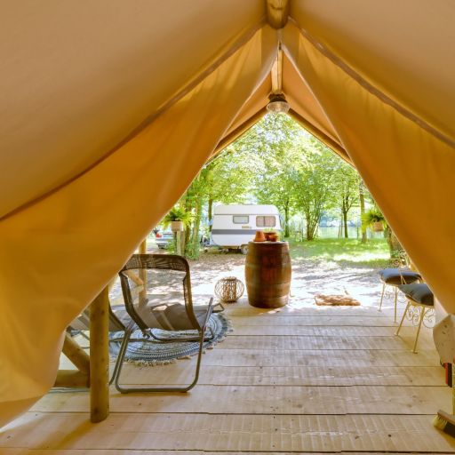 image from Glamping Tent